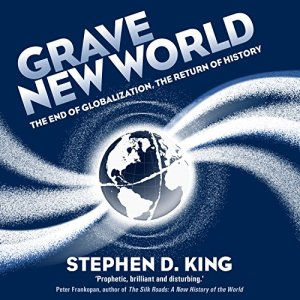 Grave New World Audiobook By Stephen D. King cover art