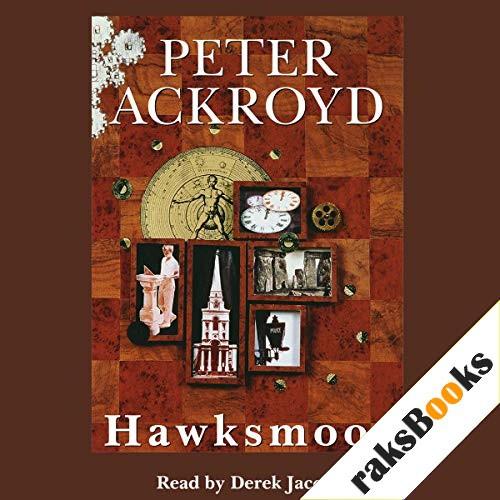 Hawksmoor Audiobook By Peter Ackroyd cover art
