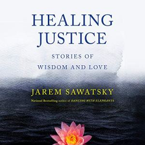 Healing Justice: Stories of Wisdom and Love Audiobook By Jarem Sawatsky cover art