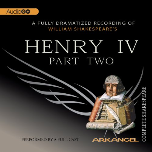 Henry IV, Part 2 Audiobook By William Shakespeare cover art