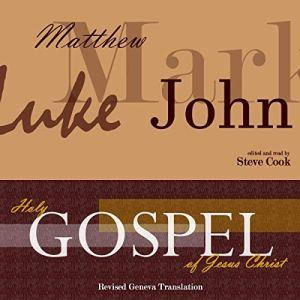 Holy Gospel of Jesus Christ Audiobook By Various cover art