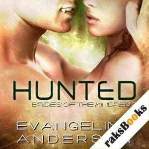 Hunted Audiobook By Evangeline Anderson cover art