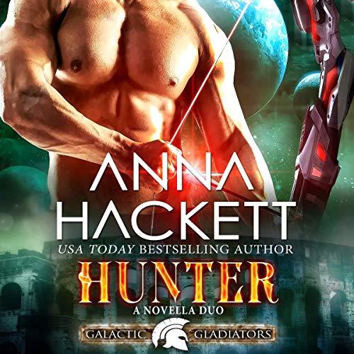 Hunter: A Novella Duo Audiobook By Anna Hackett cover art