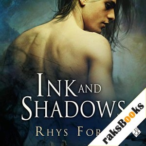 Ink and Shadows Audiobook By Rhys Ford cover art