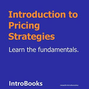 Introduction to Pricing Strategies Audiobook By IntroBooks cover art