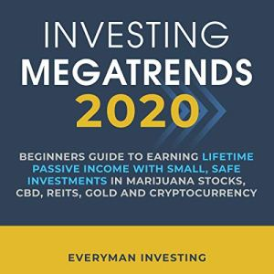 Investing Megatrends 2020 Audiobook By Everyman Investing cover art