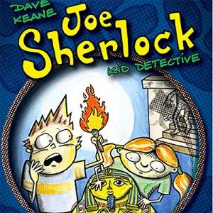 Joe Sherlock: Kid Detective, Case #000004 - The Headless Mummy Audiobook By Dave Keane cover art