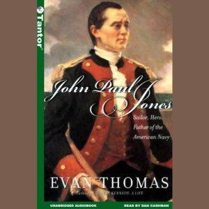John Paul Jones Audiobook By Evan Thomas cover art