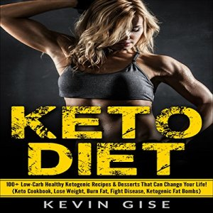 Keto Diet Audiobook By Kevin Gise cover art