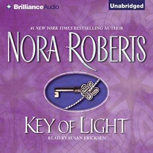 Key of Light Audiobook By Nora Roberts cover art