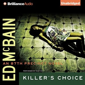 Killer's Choice Audiobook By Ed McBain cover art