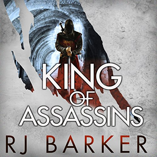 King of Assassins Audiobook By RJ Barker cover art