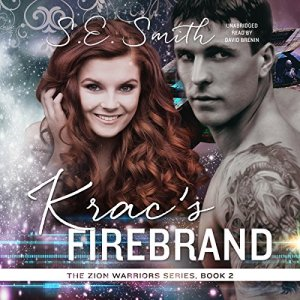 Krac's Firebrand Audiobook By S.E. Smith cover art
