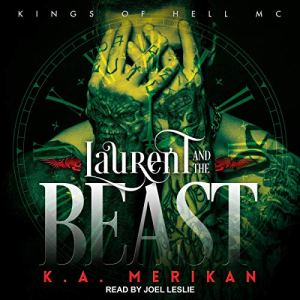 Laurent and the Beast Audiobook By K.A. Merikan cover art