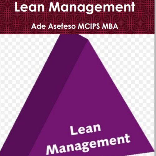 Lean Management Audiobook By Ade Asefeso MCIPS MBA cover art