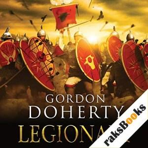 Legionary Audiobook By Gordon Doherty cover art