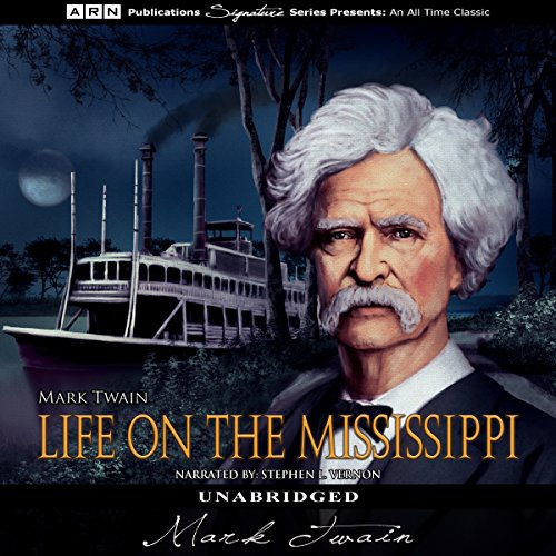 Life on the Mississippi Audiobook By Mark Twain cover art