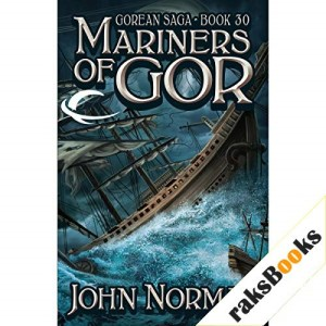 Mariners of Gor Audiobook By John Norman cover art