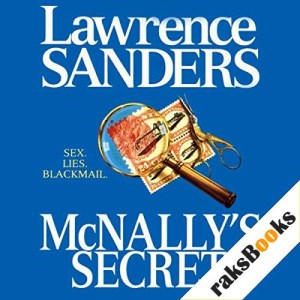 McNally's Secret Audiobook By Lawrence Sanders cover art