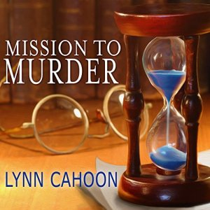 Mission to Murder Audiobook By Lynn Cahoon cover art