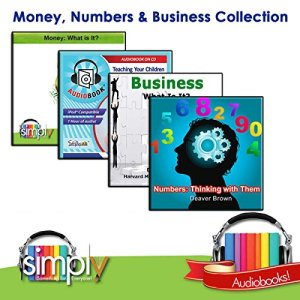 Money, Numbers & Business Collection Audiobook By Deaver Brown cover art