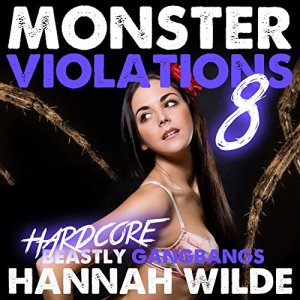 Monster Violations 8 Audiobook By Hannah Wilde cover art