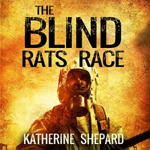 Mystery: The Blind Rats Race Audiobook By Katherine Shepard cover art
