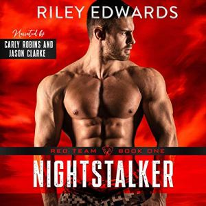 Nightstalker Audiobook By Riley Edwards cover art