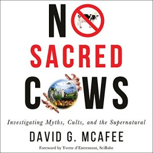 No Sacred Cows Audiobook By David G. McAfee cover art
