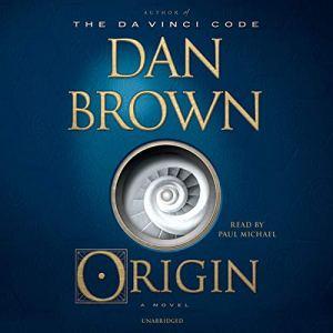 Origin Audiobook By Dan Brown cover art