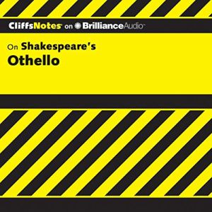 Othello: CliffsNotes Audiobook By Helen McCulloch, Gary K. Carey M.A. cover art
