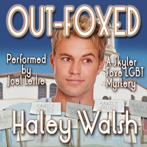 Out-Foxed Audiobook By Haley Walsh cover art