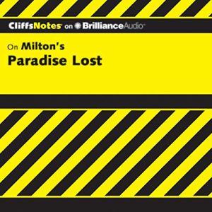 Paradise Lost: CliffsNotes Audiobook By Bob Linn Ph.D. cover art