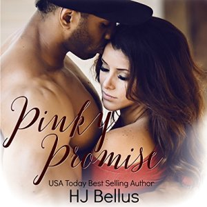 Pinky Promise Audiobook By HJ Bellus cover art