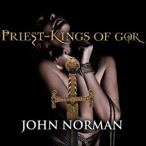 Priest-Kings of Gor Audiobook By John Norman cover art