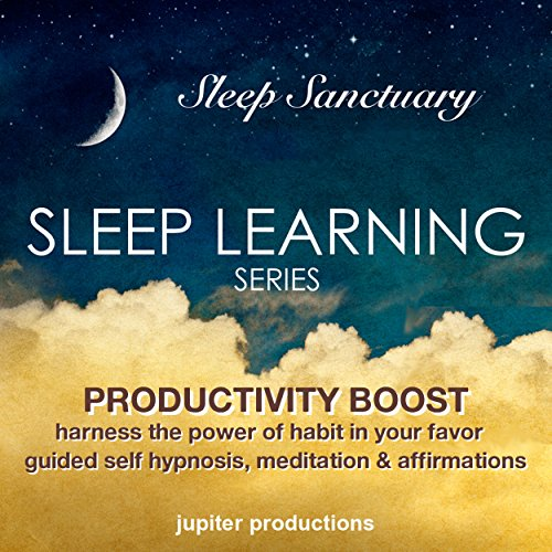 Productivity Boost, Harness the Power of Habit in Your Favor Audiobook By Jupiter Productions cover art