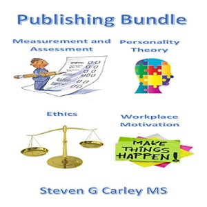 Publishing Bundle Audiobook By Steven G. Carley cover art
