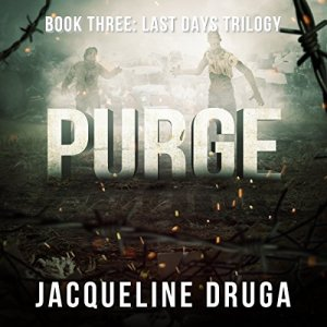 Purge Audiobook By Jacqueline Druga cover art