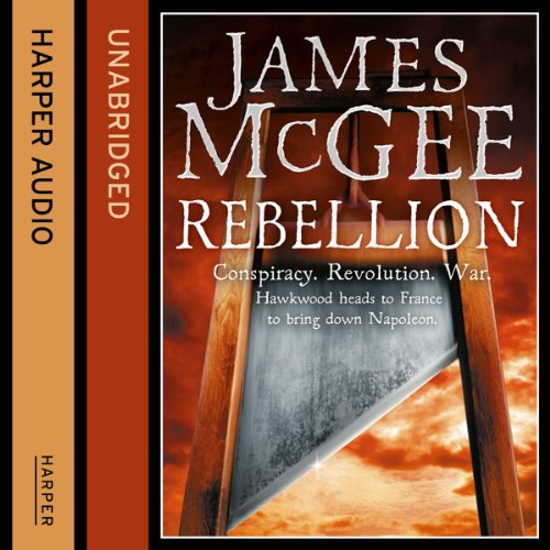 Rebellion Audiobook By James McGee cover art