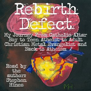 Rebirth Defect Audiobook By Stephen Hines cover art