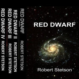 Red Dwarf Bundled Audiobook By Robert Stetson cover art
