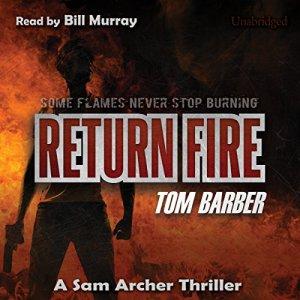 Return Fire Audiobook By Tom Barber cover art