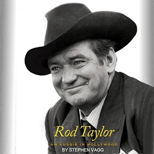 Rod Taylor Audiobook By Stephen Vagg cover art
