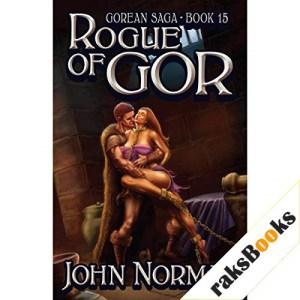 Rogue of Gor Audiobook By John Norman cover art