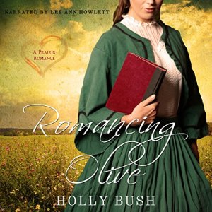 Romancing Olive Audiobook By Holly Bush cover art