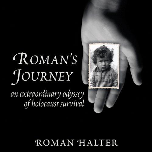 Roman's Journey Audiobook By Roman Halter cover art