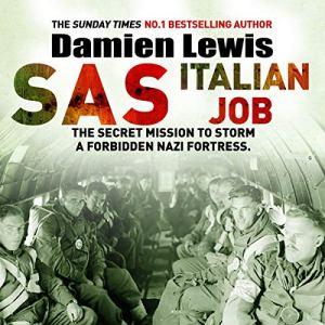 SAS Italian Job Audiobook By Damien Lewis cover art