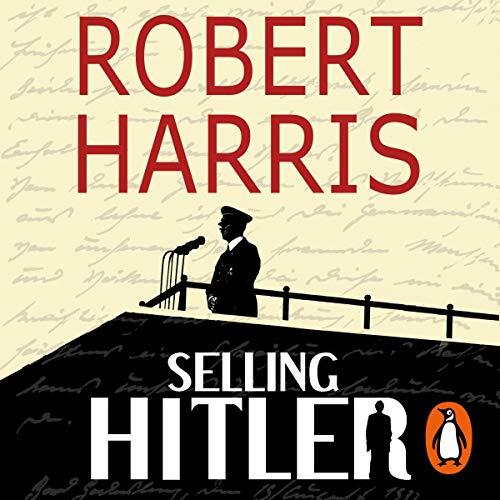 Selling Hitler Audiobook By Robert Harris cover art
