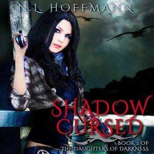 Shadow Cursed Audiobook By N.L. Hoffmann cover art