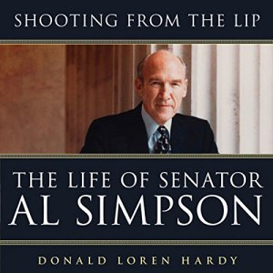 Shooting from the Lip Audiobook By Donald Loren Hardy cover art